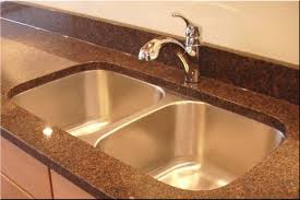 kitchen sink install home interior ekterior ideas
