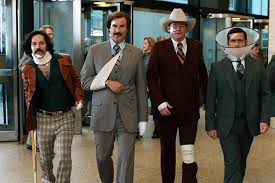 seen anchorman 2 the legend continues spoiler free review