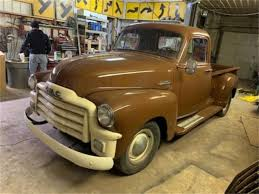 1954 GMC Pickup For Sale | ClassicCars.com | CC-1164720 Sandblasting The 54 Gmc Truck Cab 004 Lowrider Tci Eeering 471954 Chevy Truck Suspension 4link Leaf Pin By Brucer On Gmc Trucks Pinterest Trucks 1954 Pickup For Sale Classiccarscom Cc1007248 Generational 100 Pacific Classics Cc968187 1947 To Chevrolet Raingear Wiper Systems Hot Rod Network