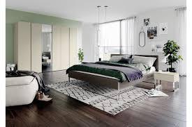 hülsta neo schlafzimmer in seidengrau dunkelbraun möbel