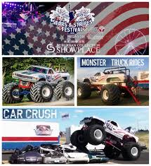 MONSTER TRUCK RIDES AND CAR CRUSH!!... - Stars And Stripes Festival ... New Attraction Coming To This Years Festival Got 1 Million Spend This Limousine Monster Truck Might Be For You 2018 Jam Series 68 Hot Wheels 50th Family Fun Ozaukee County Fair Saltackorem Ssiafebruary 11 Winter Auto Show Jeeps Ice Sergeant Smash Ride In A Youtube Events Trucks Rmb Fairgrounds Rides Obloy Ranch Truck Rides Staple Of County Fair Local News Circle K Backtoschool Bash Charlotte Gave Some Monster At The Show Weekend Haven