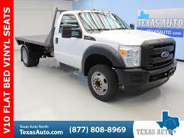 100 V10 Truck 2015 Ford F450SD XL DRW Texas Auto South