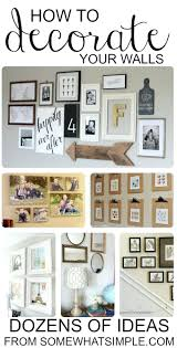Tree Wall Decor With Pictures by Wall Ideas A Modern Kid Friendly Family Gallery Wall In The