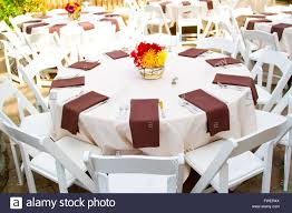 Place Settings, Tables, And Chairs Are Empty Before The ... Supply Yichun Hotel Banquet Table And Chair Restaurant Round Wedding Reception Dinner Setting With Flower 2017 New Design Wedding Ding Stainless Steel Aaa Rents Event Services Party Rentals Fniture Hire Company In Melbourne Mux Events Table Chairs Ceremony Stock Photo And Chair Covers Cross Back Wood Chairs Decorations Tables Unforgettable Blank Page Cheap Ohio Decorated Redwhite Flowers 23 Beautiful Banquetstyle For Your Reception