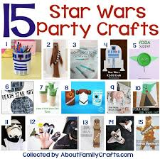 Star Wars Room Decor Diy by 75 Diy Star Wars Party Ideas U2013 About Family Crafts