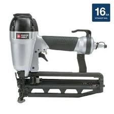18 Gauge Floor Nailer Home Depot by Porter Cable Finishing Nailers Nail Guns U0026 Pneumatic Staple