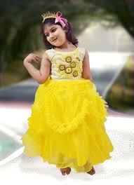 buy online in india the beautiful party dress for your young baby