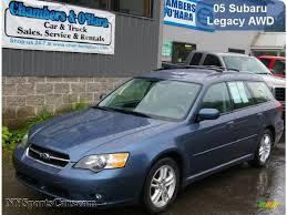 100 Atlantic Truck Sales 2005 Subaru Legacy 25i Wagon In Blue Pearl 301936