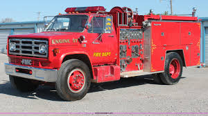 1984 GMC TopKick 7000 Fire Truck   Item H5718   SOLD! May 14... 1980 Gmc Sierra Grande 35 Fire Truck Item Dc0274 Sold A 2008 Ferra 4x4 Wildland Unit Used Truck Details Fdny Responding With Lights And Siren New Hd Old 1950s Gmcvan Pelt Fire Engine Editorial Photo Image Of Ranger Fire Apparatus 1992 Eone Topkick Pumper Tanker 1954 Mack B85 Antique New Deliveries Deep South Trucks 2006 C5500 Kme Mini Jons Mid America