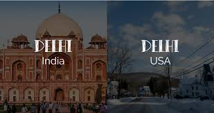 10 Places Around The World With Same Name Like That Of Indian Cities