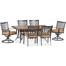 beaumont 7 piece dining set dining furniture patio furniture