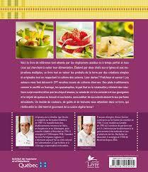 le grand livre de cuisine livre le grand livre de la cuisine végétarienne les éditions de l