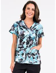 Ceil Blue Scrubs Amazon by Med Couture Scrubs Med Couture Nursing Uniforms