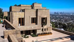 100 Frank Lloyd Wright Textile Block Houses How Did A Personal Tragedy Change The Work Of