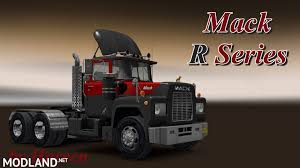 100 Euro Truck Simulator 3 Mack R Series V1 12 Mod For ETS 2