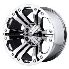 100 Xd Truck Wheels Amazoncom XDSeries Monster XD778 Chrome Wheel 18x98x65