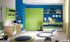 15 Blue And Green Boys Room Ideas