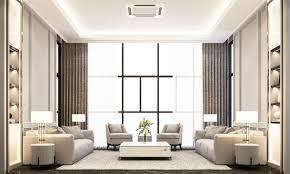 wohnzimmer mit sofa couchtisch und sessel auf schwarzem
