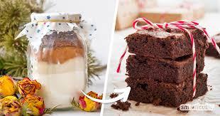 brownie backmischung im glas mit liebe schenken