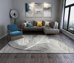 einfachheit nordic stil gedruckt teppich große größe hohe qualität hause teppich moderne wohnzimmer teppich nordic ins geometrische muster teppich