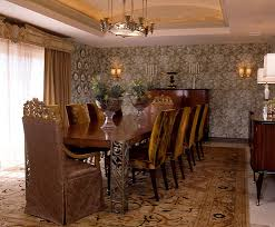 Art-deco-dining-table-Dining-Room-Traditional-with-1940s ...