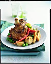 cuisiner une souris d agneau recette navarin de souris d agneau aux légumes
