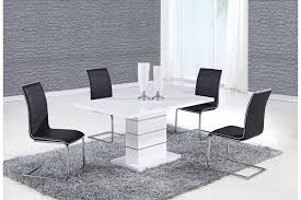 ALEXIA 5 PCS CONTEMPORARY SET 4 BLACK CHAIRS AND WHITE MODERN TABLE Alexia 5 Pcs Contemporary Set 4 Black Chairs And White Modern Table Inspire 5piece Greywhite Kids Table And Chair Set Garden Trading Rive Droite Bistro Chairs Shutter Blue Costway Piece Ding Wood Metal Kitchen Breakfast Fniture Black Rakutencom Black Table Chairs Dorel Living Devyn 3piece Faux Marble Pub Ikea In Camberwell Ldon Gumtree Brooklyn Oak Leather Bro103 Warmiehomy Glass 6 With 2375 Square Inoutdoor 2 Meco Sudden Comfort Deluxe Double Padded Back Card Courtyard Cosco Foldinhalf Folding