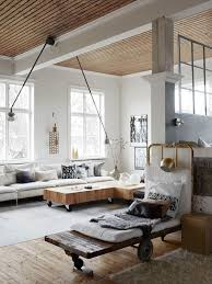 104 Urban Loft Interior Design Living In The City Style Www Nicespace Me