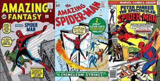 Turning Back The Clock Again This Week To When InvestComics Put Out First Of Three Amazing Spider Man Checklist These List Were Their Kind