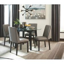 Peloquin 5 Piece Dining Set By George Oliver Reviews