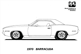 Free Printable Vintage Car Pictures Muscle To Color Kids Mustang Coloring Pages Page Dodge Pickup