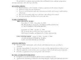 Nurses Resume Format Pdf Cover Letter For Example Registered Nurse Examples Nursing Sam