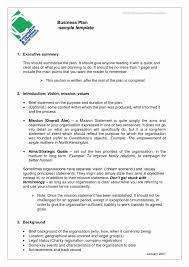 Fashion Business Plan Template Best Of Plans Clothing Store Format ...