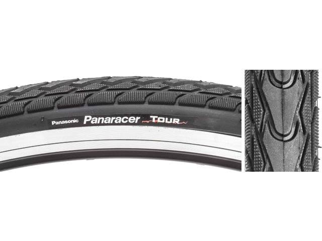 Panaracer Tour Wired Tire - Black, 26x1.75
