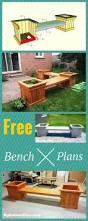 top 25 best garden bench plans ideas on pinterest wooden bench