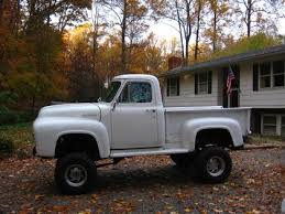1953 Ford F 100 4X4
