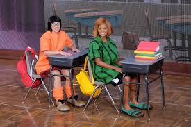 Kelly Ripa Halloween Contest by Kelly Ripa And Michael Strahan Win At Halloween Talk Show Costumes