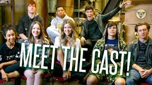Halloween Town 1 Cast by Meet The Cast Of Freakish Youtube