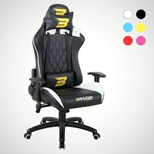 BraZen Phantom Elite Gaming Chair Noblechairs Icon Gaming Chair Black Merax Office Pu Leather Racing Executive Swivel Mesh Computer Adjustable Height Rotating Lift Folding Best 2019 Comfortable Chairs For Pc And The For Your Money Big Tall Game Dont Buy Before Reading This By Workwell Pc Selling Chairpc Chaircomputer Product On Alibacom 7 Men Ultra Large Seats Under 200 Ultimate 10 In Rivipedia Top