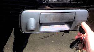 2012 Tundra Tailgate Lock/unlock Pop Open - YouTube New Tailgate Lock Chevy Chevrolet C1500 Truck K1500 Gmc K2500 Pop Pl8250 Power For Ford Locks Replacing A On F150 16 Steps Padlock How To Remove Chevygmc Lvadosierra Cap Youtube Central Nissan Np300 Amazoncom Mcgard 76029 Automotive Review Ranger Aucustscom Lmc Hidden Latch All Girls Garage Dee Zee Dz2145 Britetread Protector Locking Handle For Dodge Ram Rollnlock Mseries Mobile Living And Suv Accsories