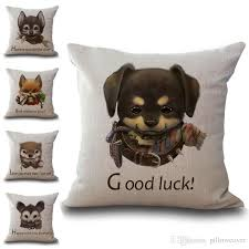 24 X 24 Patio Cushion Covers by Inspire Little Animal Mouse Squirrel Dog Pillow Case Cushion Cover