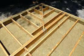 To 3 8 Of Insulation Above The Top Joist Will Ensure That Remain In Contact With Sheathing Floor Netting