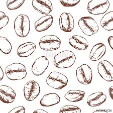 Coffee Beans Clipart Page Border