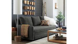 Crate And Barrel Axis Sofa by Reston Queen Trundle Sofa Crate And Barrel