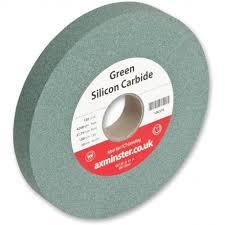 Silicon Carbide Green Grinding Wheels
