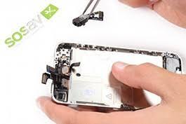 réparation nappe prise boutons volume et vibreur iphone 4