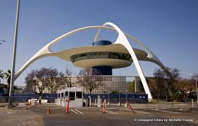 Lax Encounter Observation Deck by Inside The Lax Airport Theme Building A Modernist Icon Untapped