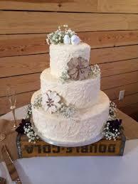 Jills Cakes And Bakes Rustic Wedding