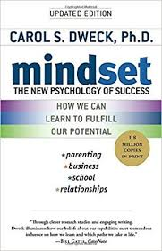 Book Mindset The New Psychology Of Success
