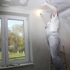 poser fibre de verre plafond poser de la toile de verre au plafond